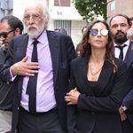 Κηδεία Ζωής Λάσκαρη: Ράγισε καρδιές ο επικήδειος λόγος της Μαρίας Ελένης Λυκουρέζου