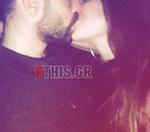 Ο έρωτας δεν κρύβεται: Το παθιασμένο φιλί ζευγαριού της ελληνικής showbiz σε κοινή θέα!