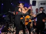 Διονύσης Σχοινάς - Καίτη Γαρμπή: Ο 18χρονος γιος τους, ανέβηκε στη σκηνή και τραγούδησε μαζί με τον πατέρα του