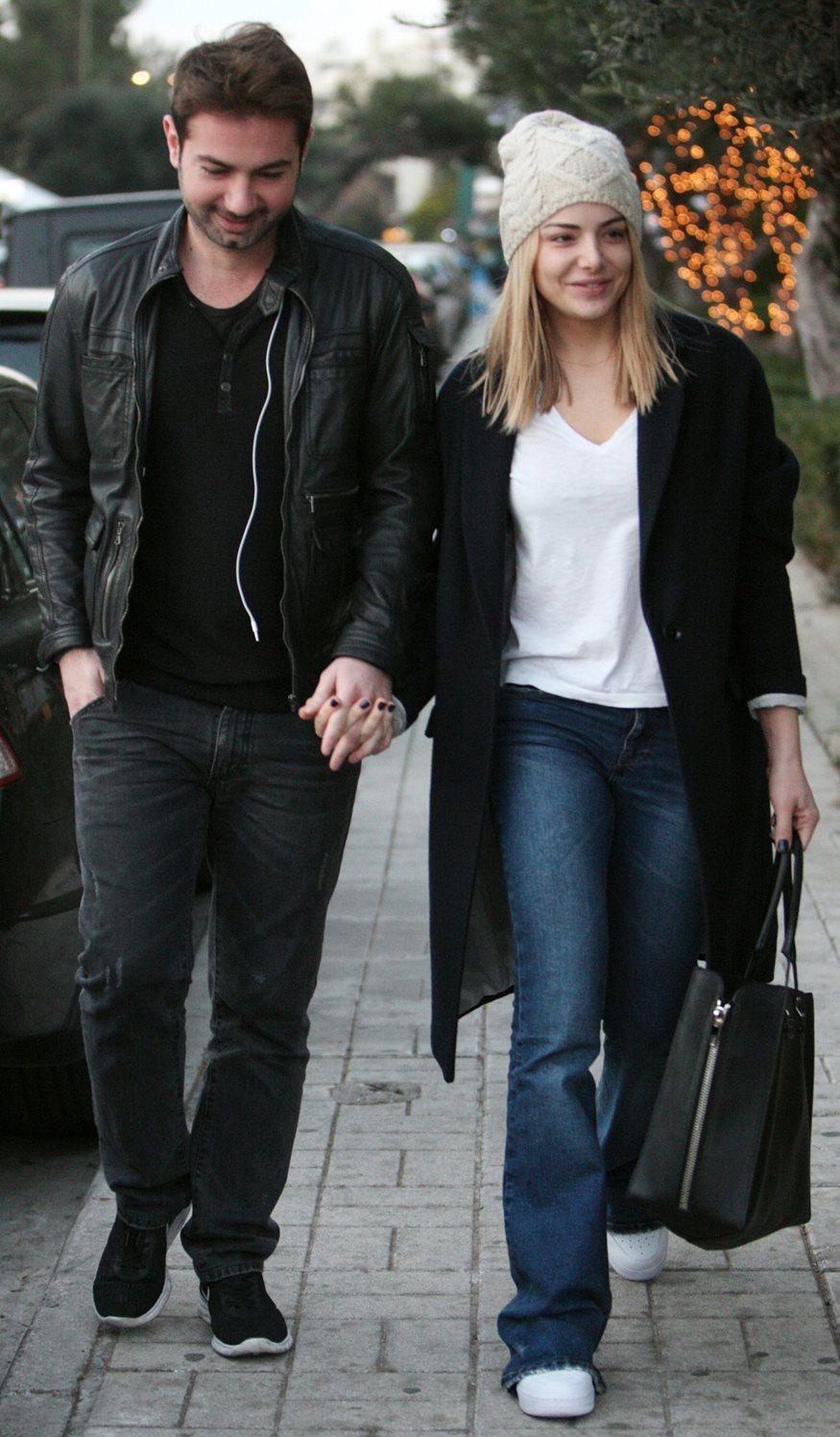 Αυτό δεν το περιμέναμε: Πασίγνωστο ζευγάρι της ελληνικής showbiz είναι και πάλι μαζί!