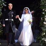 Πρίγκιπας Χάρι - Μέγκαν Μαρκλ: Στη δημοσιότητα οι τρεις επίσημες φωτογραφίες που έβγαλαν μετά τον γάμο τους!