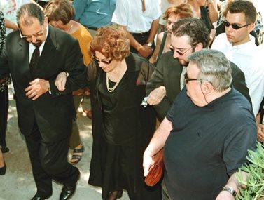 23 χρόνια από τον θάνατο της Αλίκης Βουγιουκλάκη: Η συγκινητική ανάρτηση του Γιάννη Παπαμιχαήλ