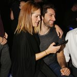 Paparazzi! Τζένη Μπότση – Αλέξανδρος Μιχαλάς: Σπάνια βραδινή έξοδος για το ερωτευμένο ζευγάρι!