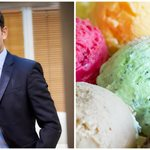O Τάσος Παπαλαζάρου αποκαλύπτει τον τρόπο που μπορούμε να φάμε παγωτό… χωρίς τύψεις