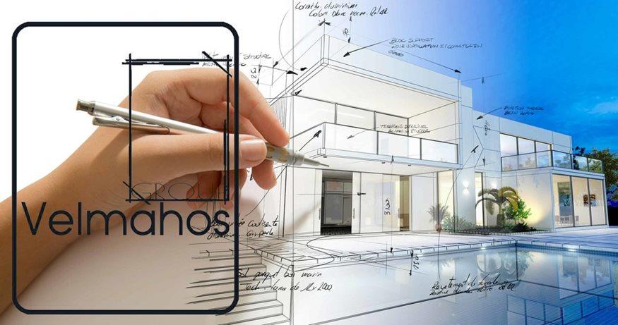 Velmahos Group: Ολοκληρωμένες λύσεις για την ανανέωση της οικίας ή του επαγγελματικού σας χώρου