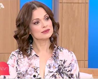Δάφνη Λαμπρόγιαννη: Όταν έκανα τον ρόλο μου στο «Είσαι το ταίρι μου»...