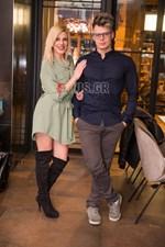 Έλενα Πολυχρονοπούλου – Φίλιππος Αρβανίτης: Η πρώτη δημόσια έξοδος μετά το Power of Love