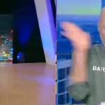 Η Μπέσυ Μάλφα εισέβαλε στην εκπομπή του Νίκου Μουτσινά