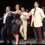 Ζητείται Ψεύτης: Δείτε ποιοι βρέθηκαν στην πρεμιέρα της παράστασης