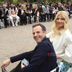 AXDW: Λαμπερές παρουσίες στην επίδειξη μόδας του Βασίλη Ζούλια
