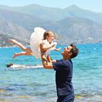 Στέλιος Χανταμπάκης: Αυτό είναι το αγαπημένο άθλημα της κόρης του