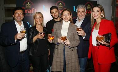 Ελληνική εταιρεία παρουσίασε τις μπύρες της σε πάρτυ με πολλές επώνυμες παρουσίες