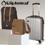 Diplomat: Τσαντάκια και βαλίτσες παντού και πάντα μαζί σας