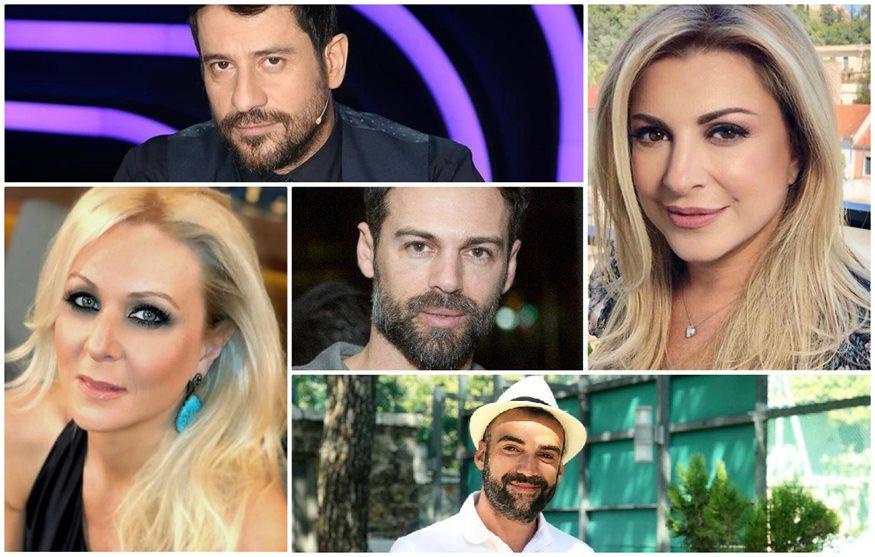 25 + 1 διάσημοι διεκδικούν την ψήφο μας στις Εκλογές 2019