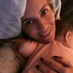 Ελεονώρα Μελέτη: Οι πρώτες βουτιές με την κόρη της Αλεξάνδρα