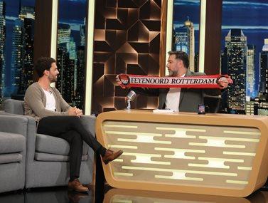 Γρηγόρης Αρναούτογλου: Αυτοί είναι οι καλεσμένοι του στο The 2Night Show