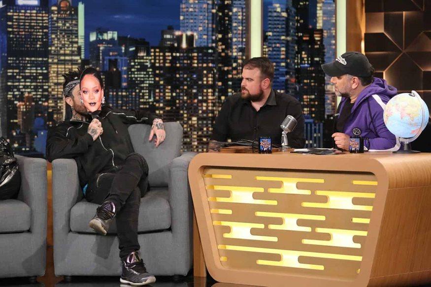 Γρηγόρης Αρναούτογλου: Δείτε τους αποψινούς του καλεσμένους στο The 2Night Show