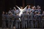 """Το βραβευμένο πρόγραμμα """"The Met: Live in HD παρουσιάζει Το Κορίτσι του Συντάγματος"""