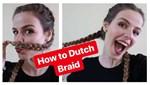 Πως να φτιάξετε ολλανδικές πλεξούδες