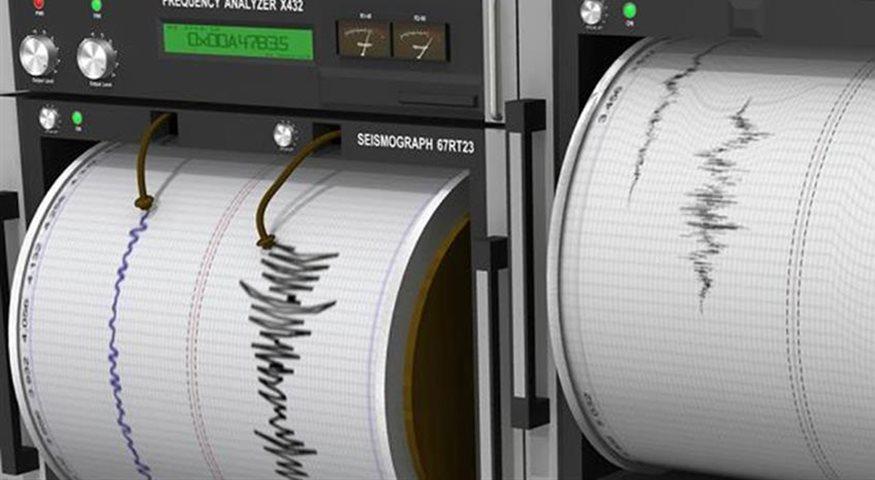 Σεισμός στην Μεγαλόπολη - Αισθητός σε πολλές περιοχές της Πελοποννήσου
