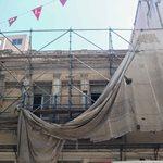 Οι πρώτες φωτογραφίες από το κέντρο της Αθήνας λίγο μετά τον σεισμό