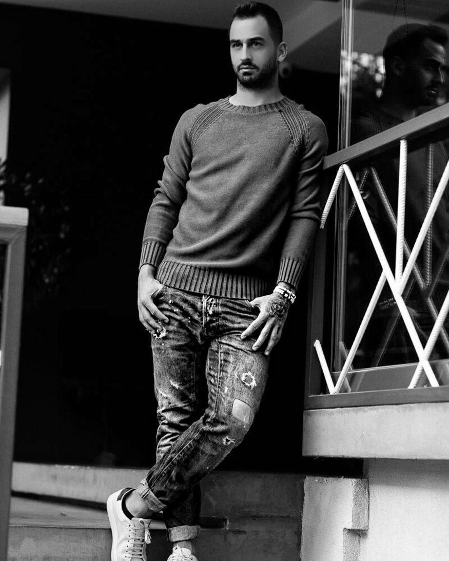 Θρήνος για τον Άρη Σοϊλέδη: Έφυγε ξαφνικά από τη ζωή ο αδερφός του σε ηλικία 38 ετών