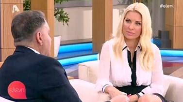 Η Ελένη Μενεγάκη ρώτησε τον Αλέξη Κούγια πόσες δίκες έχει κερδίσει και πόσες έχει χάσει