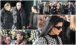 Πλήθος κόσμου στην κηδεία του Βασίλη Λάσκαρη