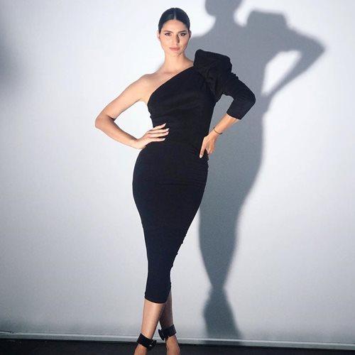 <span class=colorRed>F</span>LATEST/GNTM: Όταν η Ηλιάνα Παπαγεωργίου περνούσε από την κριτική επιτροπή του Miss Universe