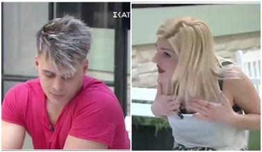 Έλενα Πολυχρονοπούλου - Φίλιππος Αρβανίτης: Χώρισαν με έντονο καυγά μπροστά στις κάμερες