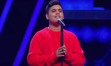 Ο 15χρονος Έλληνας που κέρδισε τις εντυπώσεις στο Γερμανικό Voice Kids
