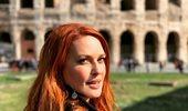 Σίσσυ Χρηστίδου: Δημοσίευσε φωτογραφία με τον γιο της από το ταξίδι της στη Ρώμη