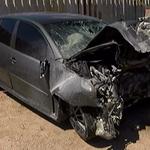 Αλέξανδρος Ζαχαριάς: Σοκάρουν οι εικόνες από το διαλυμένο του αυτοκίνητο
