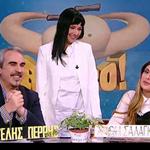Η Αθηναΐς Νέγκα επέστρεψε στο RODEO - Δείτε πώς έκανε την είσοδό της στο πλατό!