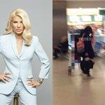 Αποκλειστικό: Η Ελένη Μενεγάκη με τα παιδιά της και τον Μάκη Παντζόπουλο στο αεροδρόμιο