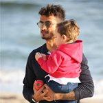 Family moments: Ο Σάββας Γκέντσογλου στον παιδότοπο με τον γιο του!