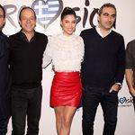 Eurovision 2017: Δείτε φωτογραφίες από τη συνέντευξη Τύπου για την ελληνική αποστολή με την Demy