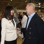 Όταν ο Πέτρος Κωστόπουλος συνάντησε την Έλενα Κουντουρά!
