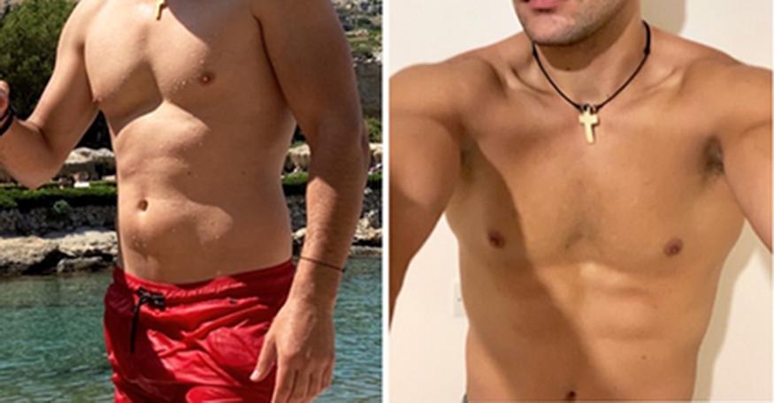 Γνωστός Έλληνας έχασε 10 κιλά σε 35 ημέρες: Η μεγάλη αλλαγή στην εμφάνισή του