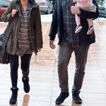 Το ζευγάρι της ελληνικής showbiz βαφτίζει την ενάμιση έτους κορούλα του