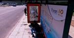 Βίντεο: Η στάση λεωφορείων που μιλάει και ρωτάει για το Παγκόσμιο