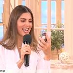 Κι όμως! Η Σταματίνα Τσιμτσιλή τραγούδησε ζωντανά στο Happy Day το Μάγια της Ζοζεφίν