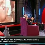 Η αποκάλυψη της Τζένης Μπαλατσινού για το διαζύγιο της από τον Πέτρο Κωστόπουλο