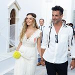 Γιώργος Χρανιώτης: Η αδημοσίευτη φωτογραφία από τον γάμο του και το δημόσιο μήνυμα!
