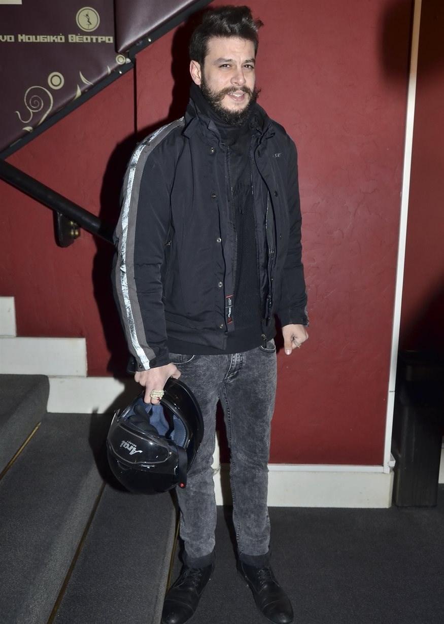 Λεωνίδας Καλφαγιάννης: Η πρώτη φωτογραφία του ηθοποιού ενάμιση μήνα μετά το σοβαρό τροχαίο