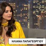 The 2Night Show: Η εξομολόγηση της Ηλιάνας Παπαγεωργίου για τον χωρισμό των γονιών της