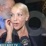 Η αντίδραση της Νατάσας Καλογρίδη στις φήμες που τη θέλουν να παντρεύεται με τον Αλέξανδρο Λυκουρέζο