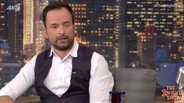 The 2Night Show: Ο Γιώργος Λιανός αποκάλυψε το παρασκήνιο της αποχώρησης του από την εκπομπή της Ελένης Μενεγάκη