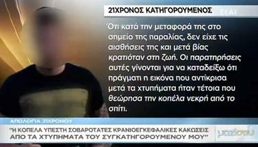 Δολοφονία Ρόδος: Ολόκληρη η κατάθεση του 21χρονου Ροδίτη