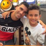 Χοσέ Αντόνιο Ρέγιες: Συγκλονίζει το αντίο του 11χρονου γιου του